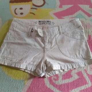 Short Pants (Cream)