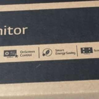 lG monitor Brand New In Box
