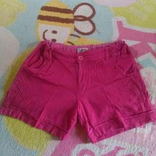 Short Pants (Pink) Nevada