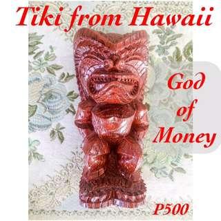 Tiki : God Of Money (from Hawaii)