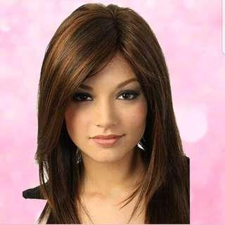 Hair Wig Heat Resistant
