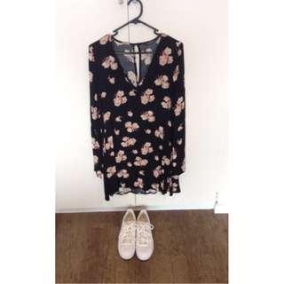 Floral Dress Size 10