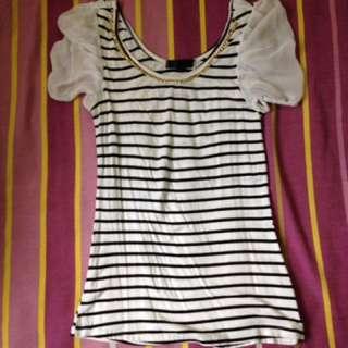 Stripes blouse 💕