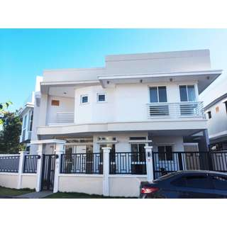 Brand new Corner single attached house and lot in bf resort Village las pinas city