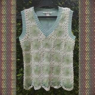 Knit Vest merk CHIC SIMPLE
