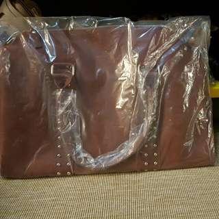 Brand New Boston Bag