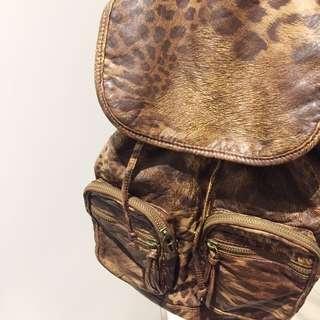 ALDO Faux Leather Bagpack