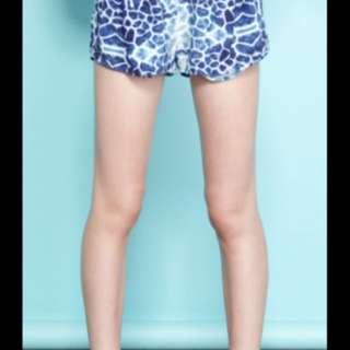 Shakuhachi Shorts