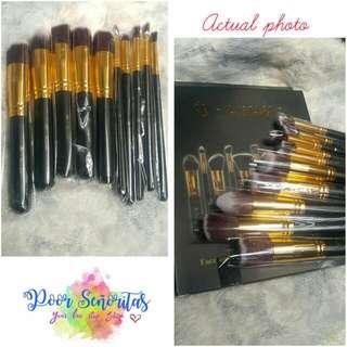 10pc Brush Set