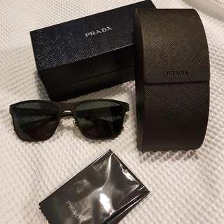Prada Sunglasses With Box