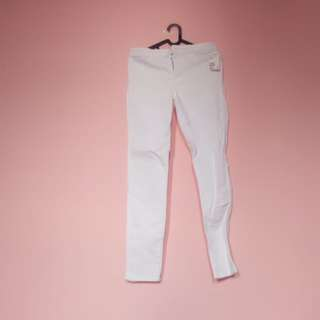 H&M - White Pants