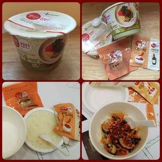 瘦身/KeepFit 人士恩物。韓國直送。低卡即食伴飯