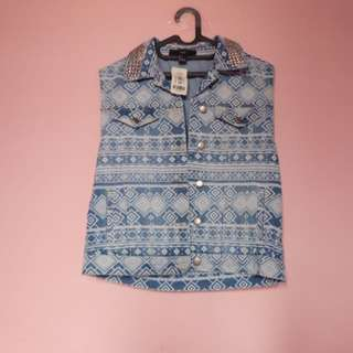 Forever 21 - Tribal Denim