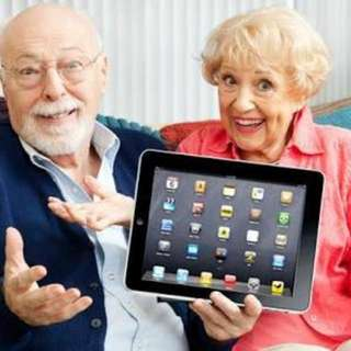 Helping Seniors With New Age Technology