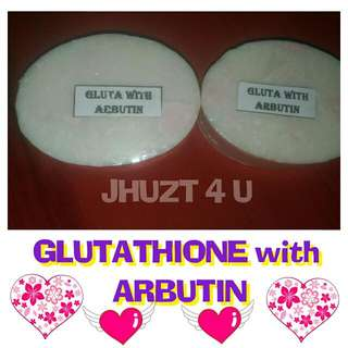 GLUTATHIONE with ARBUTIN