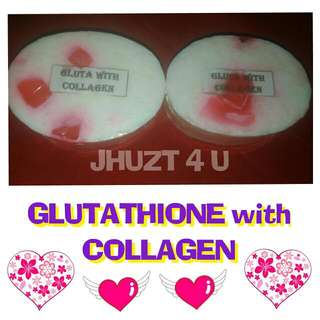 GLUTATHIONE with COLLAGEN