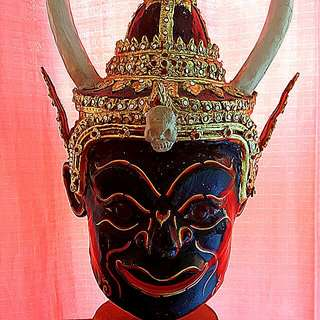 Hell King Paya Yom (Head Mask )