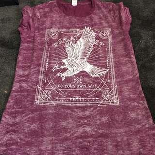 Pink Eagle Shirt