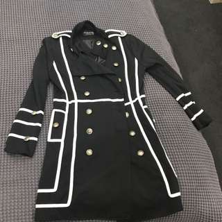 Faux Chanel Coat