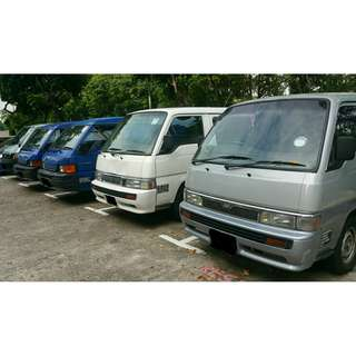 Van Rental Lorry Rental