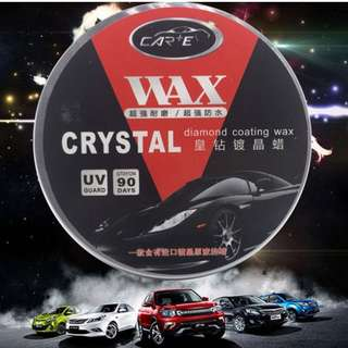 Crystal Diamond Coating Wax