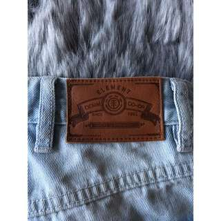 Element Denim Shorts