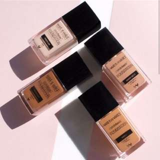 🚚 現貨💕 Wet n Wild photofocus foundation/concealer粉底液/遮瑕膏 wnw