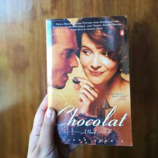 Joanne Harris's CHOCOLAT