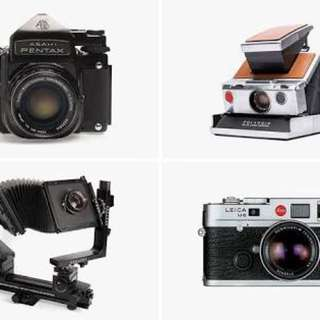VINTAGE CAMERAS (looking For)