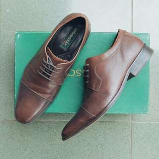 oxfords  shoes Bata Ambassador