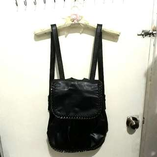 Authentic Forever 21 Black Backpack