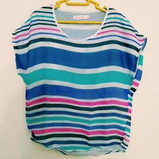 Blouse - Colorfull