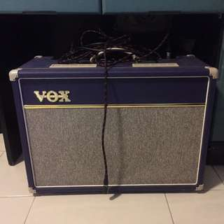 Vox AC15C1 Limited Edition (Blue)