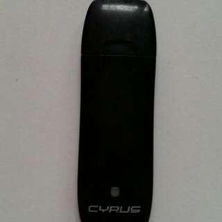 Modem Cyrus 3G EVDO Hybrid Rev A