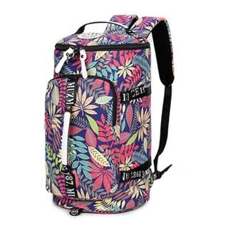 Backpack Woman Limited Edition  ! 3 In 1 Bag