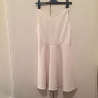 Forever 21 White Dress Size US Medium
