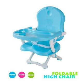 MULTIFUNCTION FOLDABLE HIGH CHAIR