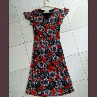 Lace Dress 7/8