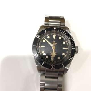 Tudor Black Bay Black -ref: 79220- Rolex