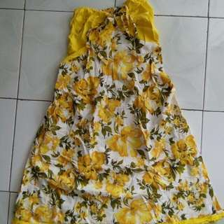 NEW Summer Dress / Dress Pantai Flower