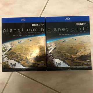 ONE LEFT. Planet Earth: Complete BBC Series (Blu-ray)