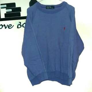 Polo Purple Sweater