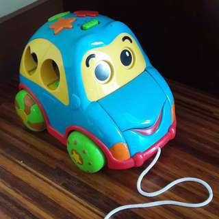 Preloved ELC Car