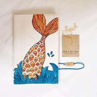 Mermaid Travel Journal