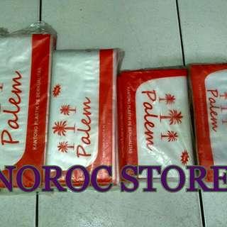 Plastik Pe Palem/plastim gula/plastik es