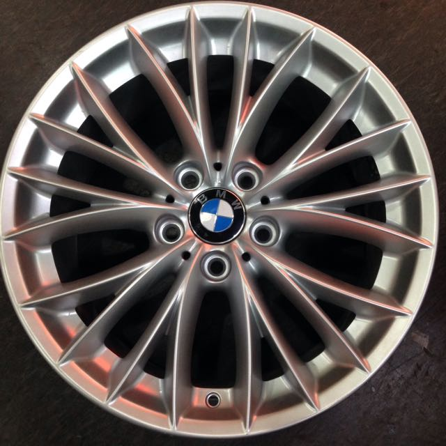 18 Original Staggered Rims Bmw F30 Car Accessories On Carousell