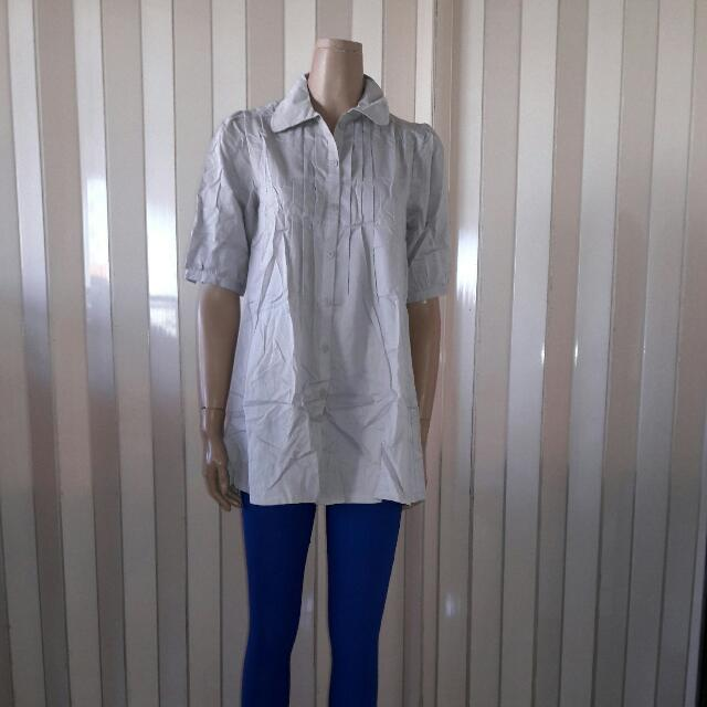 現貨🌟jenny小舖💗短袖襯衫$190