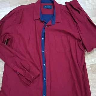 Red Shirt NEW