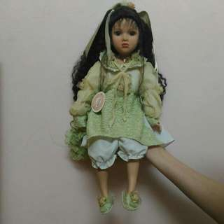 Vintage Collectable Doll