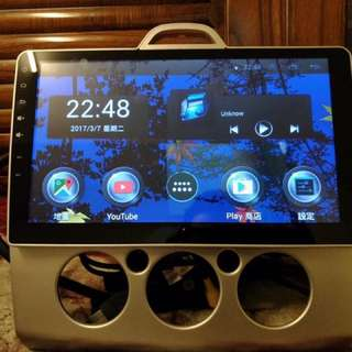 全新 GOLF  POLO FOCUS  K12安卓系統主機